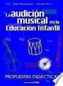 La audición musical en la educación infantil