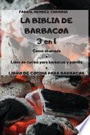 LA BIBLIA DE BARBACOA 3 en 1