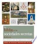 La Biblia de las sociedades secretas