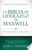 La Biblia de liderazgo de Maxwell NVI