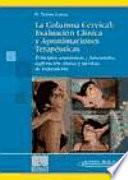 La Columna Cervical; Sindromes Clinicos Y Su Tratamiento Manipulativo