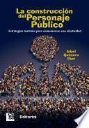 La construcción del personaje público: estrategias teatrales para comunicarse con efectividad
