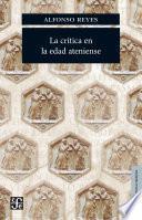 La crítica en la edad ateniense