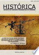 """La Cruz-Veleta del Museo Histórico Provincial Marqués de Sobre Monte – Con menciones de la casona colonial """"Los Pueyrredón"""""""