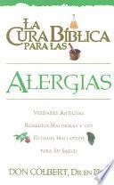 La Cura Biblica - Alergias