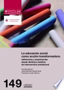 La educación social como acción transformadora