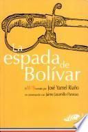 La espada de Bolívar