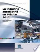 La industria automotriz en México 2012