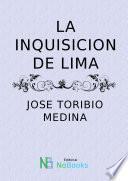 La inquisicion de Lima