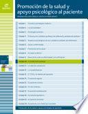 La institución sanitaria (Promoción de la salud y apoyo psicológico al paciente)
