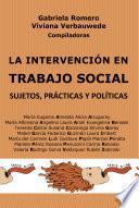 La intervención en Trabajo Social