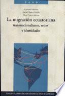 La migración ecuatoriana