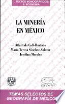 La mineria en México
