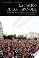 La nación de los españoles