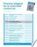 La normalización contable. Planes Generales de Contabilidad (Proceso integral de la actividad comercial)