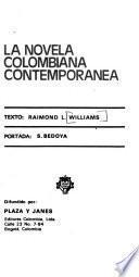 La novela colombiana contemporánea