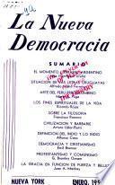 La Nueva democracia