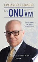 La ONU que yo viví
