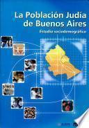La población judía de Buenos Aires