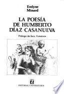 La poesía de Humberto Díaz-Casanueva
