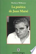 La poética de Juan Marsé