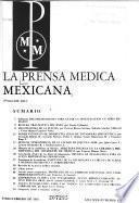La Prensa medica mexicana