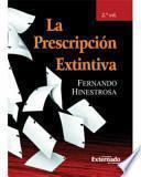 La Prescripción Extintiva