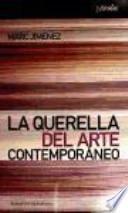 La querella del arte contemporáneo