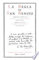 La Regla de San Benito