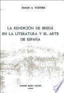 La rendición de Bredá en la literatura y el arte de España