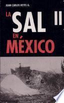 La sal en México
