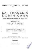 La tragedia dominicana