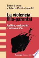 La violencia filio-parental