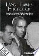 Lang, Hawks, Hitchcock