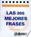 Las 365 Mejores Frases de Todos Los Tiempos, Calendario