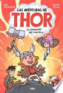 Las aventuras de Thor#1. La búsqueda del martillo