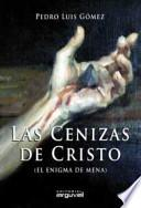 Las cenizas de Cristo (el enigma de Mena)