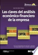 Las claves del análisis económico-financiero de la empresa