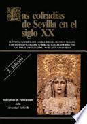 Las cofradías de Sevilla en el siglo XX