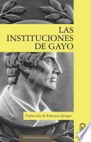Las instituciones de Gayo