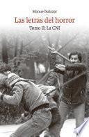 Las letras del horror. Tomo II: La CNI