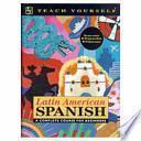 Latin-American Spanish