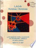 Latin American Studies Association ... International Congress
