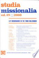 Lay Missionaries in the Third Millennium
