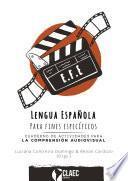 Lengua española para fines específicos