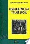 Lenguaje escolar y clase social