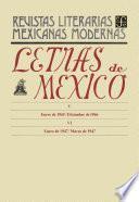 Letras de México V, enero de 1945 - diciembre de 1946 - VI, enero-marzo de 1947