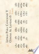 Letras para canciones y otroas Al Landalvs