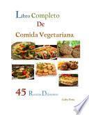 Libro Completo de Comida Vegetariana