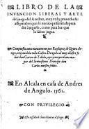 Libro De La Invencion Liberal Y Arte del juego del Axedrez ... Compuesta aora nuevamente